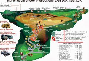Informasi Rute Menuju Gunung Bromo