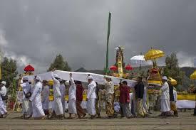 Festival Upacara Yadnya Kasada Bromo