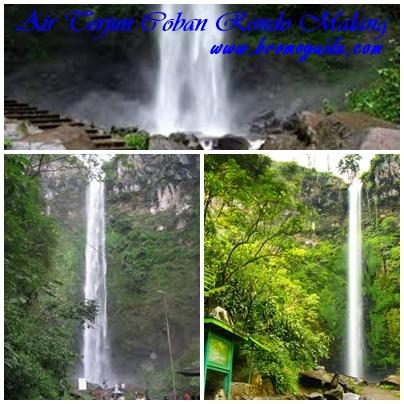 Air Terjun Coban Rondo Malang