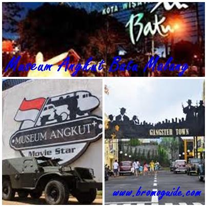 Wisata Museum Angkut Batu Malang