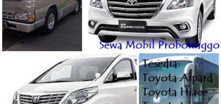 Sewa Mobil Probolinggo Murah