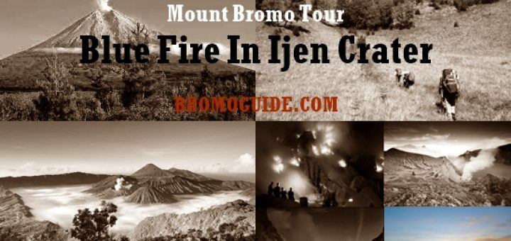 Semeru Trekking, Mount Bromo, Ijen Crater Tour Package 5 Days