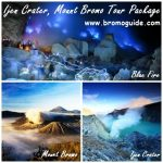 Ijen Crater Mount Bromo Tour Package 3 Days
