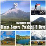 Mount Semeru Summit Trekking Tour Package 3 Days