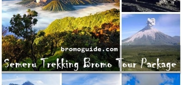 Semeru Trekking Mount Bromo Tour Package 4 Days