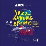 Informasi Dan Harga Tiket Masuk Jazz Gunung Bromo 2016