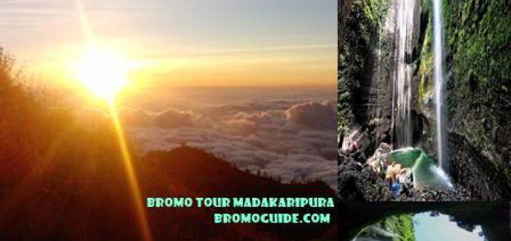 Paket Wisata Bromo Madakaripura Sehari