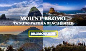 Mount Bromo Papuma Beach Tour