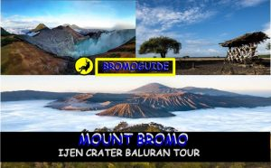 Mount Bromo Ijen Crater Baluran Tour 3 Days