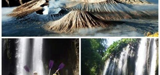 Songa Rafting And Mount Bromo Tour Package 2 Days