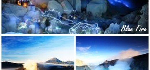 Ijen Crater, Mount Bromo Tour Package 3 Days