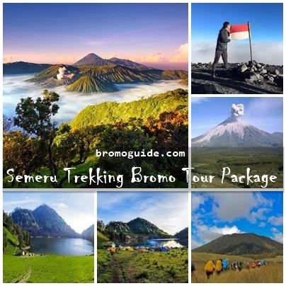 Semeru Trekking Mount Bromo Tour Package 4 Days
